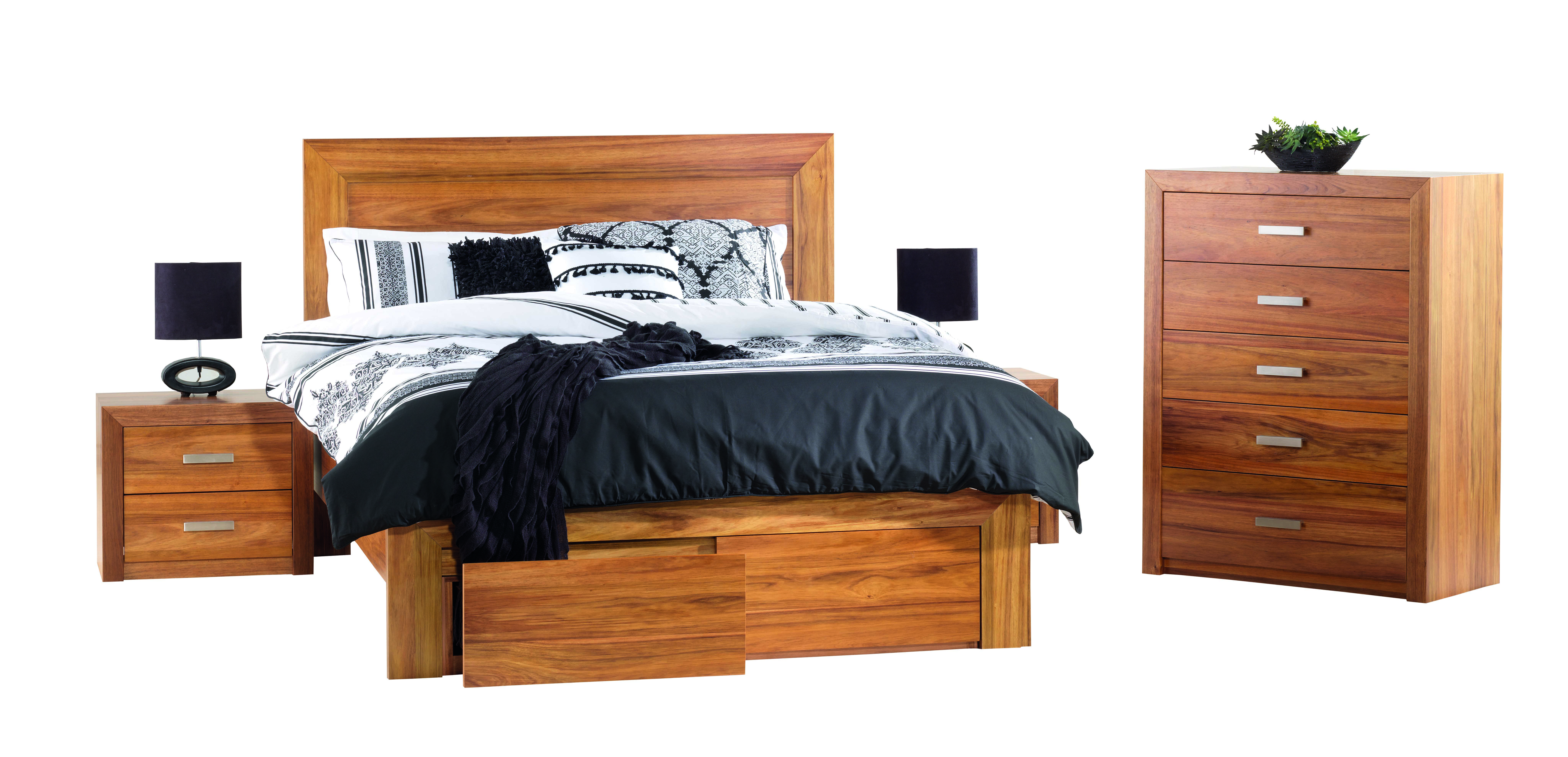 Blackwood bedroom suite solid blackwood bedroom suite for Cheap modern furniture australia